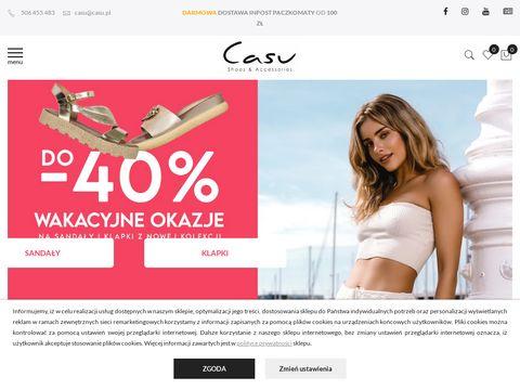 Buty dla kobiet - casu.pl