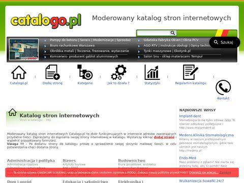 Katalog stron internetowych | SEO | SEM | Dodaj stron臋
