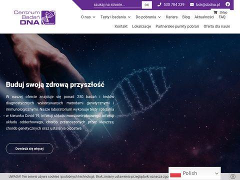 Centrum Badań DNA