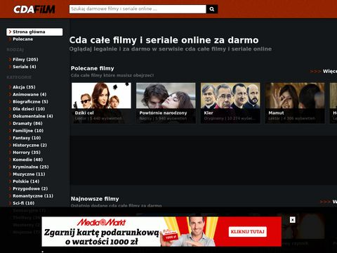 Cda całe filmy za darmo i seriale online - Cda całe filmy