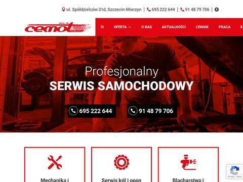 Stacja kontroli pojazdów szczecin