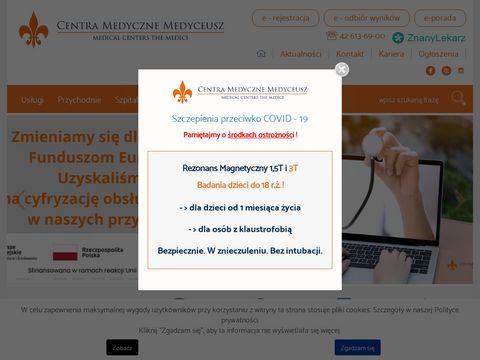 Centra Medyczne Medyceusz