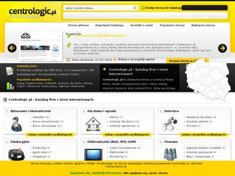 Internetowa baza firm i przedsiÄ™biorstw