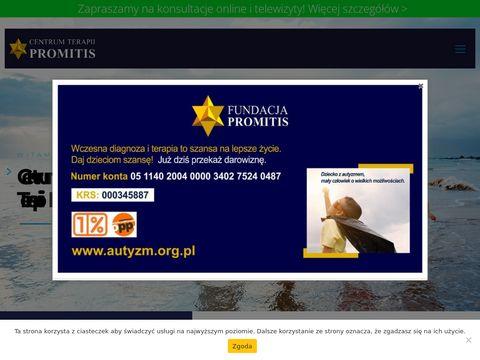 Centrum Terapii PROMITIS - Psychiatra Warszawa, Psycholog Krak贸w