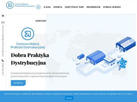Centrumdpd.pl - mapowanie pojazdów