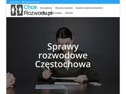 Chcerozwodu.pl