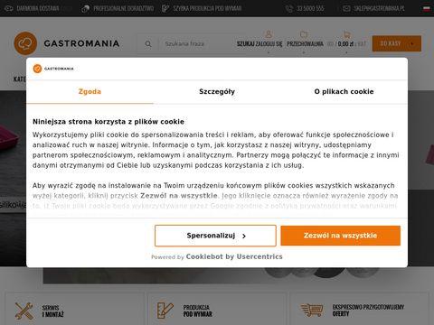 ChefStore.pl – Sklep z wyposażeniem dla gastronomii