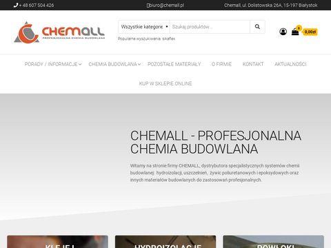 Chemall - chemia budowlana