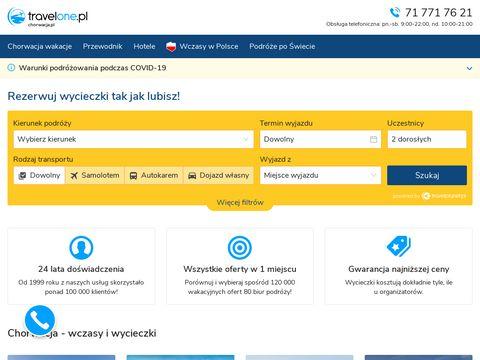 Chorwacja.pl - wczasy i wycieczki