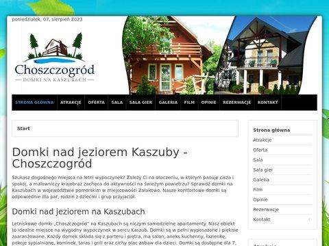 Choszczogród Domki letniskowe - Załakowo