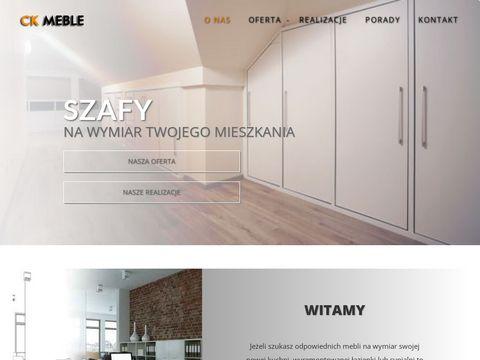 CK-Meble :: meble kuchenne Tarnów, Jasło
