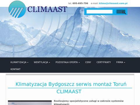 klimatyzacja,wentylacja,chłodnictwo,automatyka