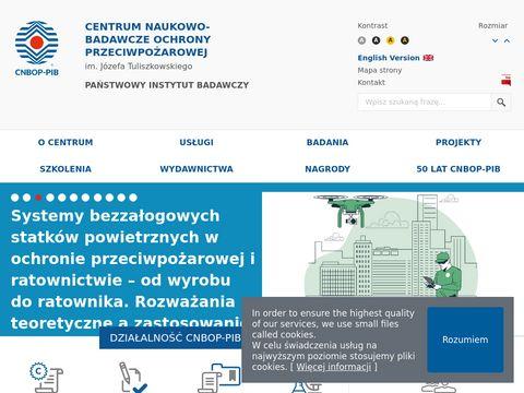 Centrum Naukowo-Badawcze Ochrony Przeciwpo偶arowej