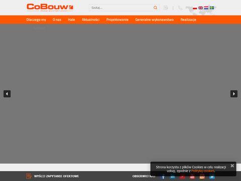 Hale Stalowe CoBouw Polska Sp. z o.o. - Zbudujemy Twój Sukces | CoBouw Polska