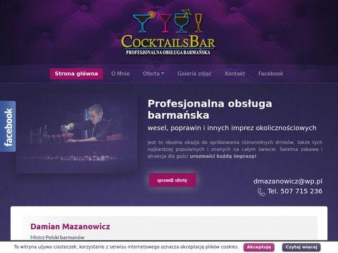 Cocktails Bar - Szczecin - Damian Mazanowicz