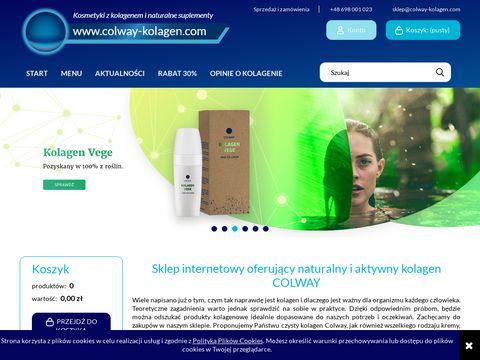 Naturalny kolagen COLWAY