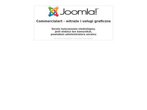 Commercialart - Pracownia witraży