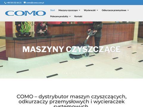 Como.com.pl - odkurzacze przemysłowe