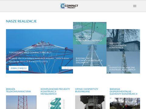 Biuro Inżynierskie - compact-project.pl