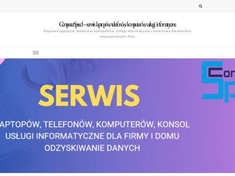 Us艂ugi informatyczne Cz臋stochowa - ComputerSpeed