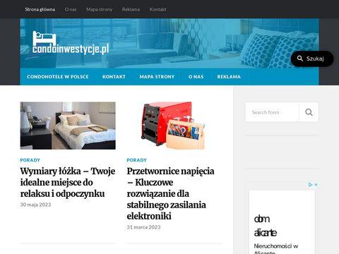 Condoinwestycje.pl - Blog o nieruchomoÅ›ciach