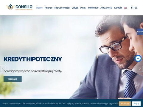 Www.consilo.pl doradca kredytowy