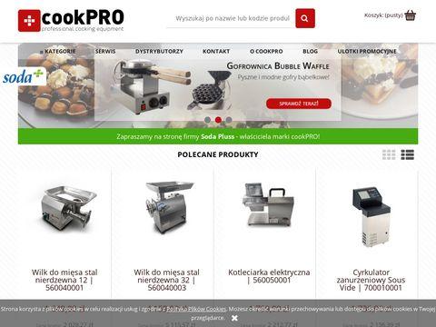 Sklep z maszynami gastronomicznymi - CookPRO.pl