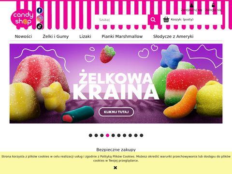 COSSLODKIEGO.COM.PL cukierki z Anglii