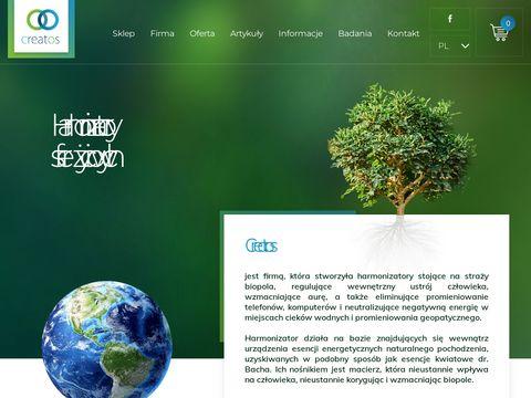 Negatywne pole energetyczne Creatos.com.pl