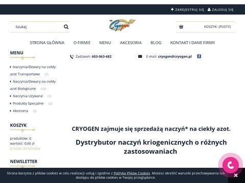 Www.cryogenshop.pl