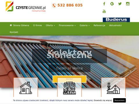 Kotły gazowe - www.czystegrzanie.pl