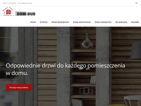 Dom-Bud Drzwi Wrocław