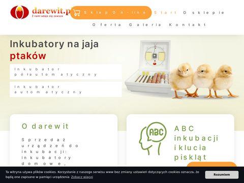 Darewit.pl ciekawa strona o inkubacji jaj