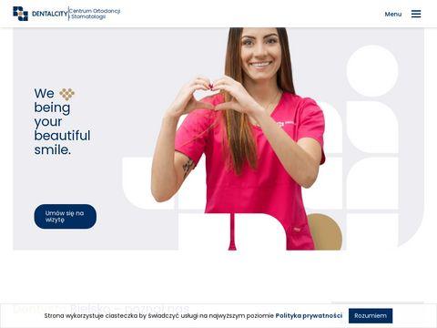 DENTAL CITY stomatologia dzieciÄ™ca bielsko