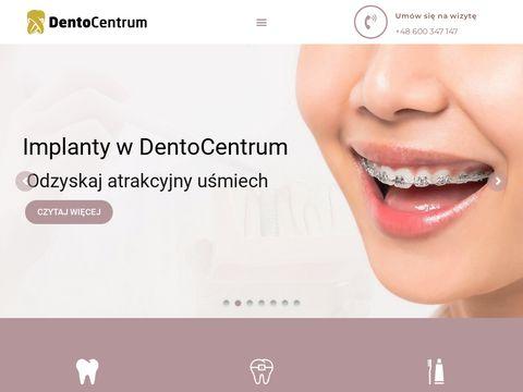 Dentocentrum - stomatologia Krak贸w