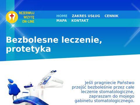 Dentysta Jacek Adamski - Stomatolog rodzinny 聙聯