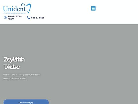 UNIDENT - dentysta Mielec