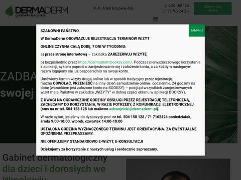 Www.dermaderm.pl