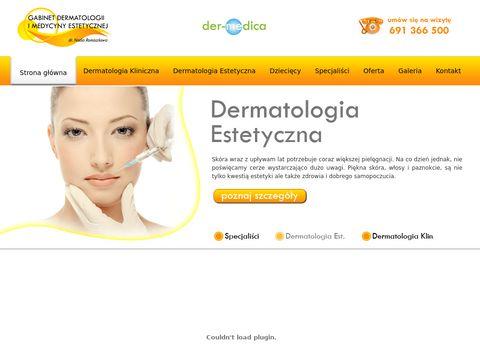 Dermatologia estetyczna Poznań