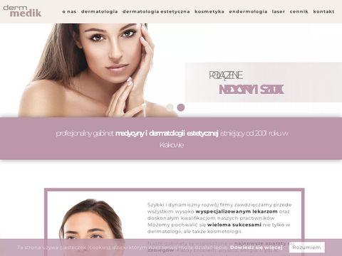 Dermatologia estetyczna Kraków