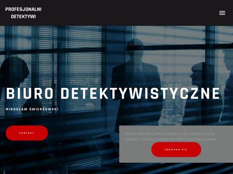 Biuro Detektywistyczne Mirosław Świerkowski