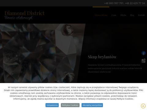 Diamonddistrict.pl