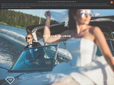 Fotografia i zdjęcia ślubne - DiamondPhotography �ódź