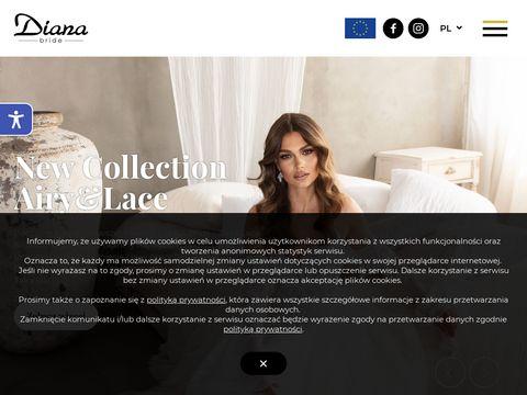Suknie Ślubne Rzeszów - Salon Sukien Ślubnych Diana