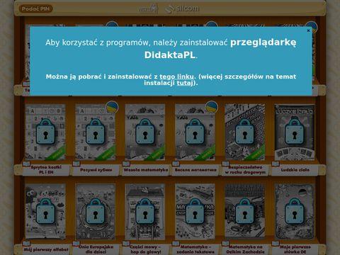 Didakta.pl - interaktywne programy edukacyjne