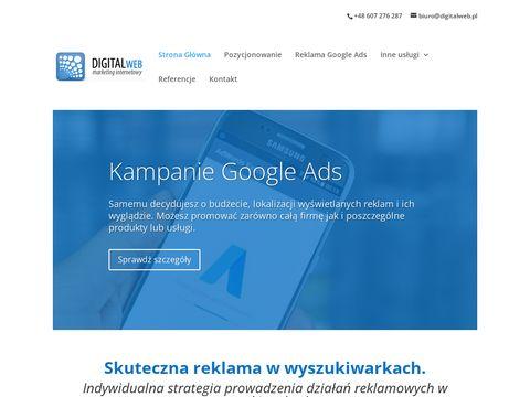 Digital Web - marketing internetowy