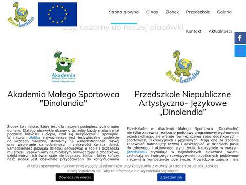 Www.dinolandia-niemodlin.pl