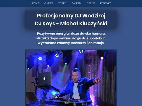 DJ Keys - dj na wesele, konferansjer, muzyk Koszalin, Szczecin, S艂upsk