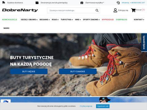 www.dobrenarty.pl