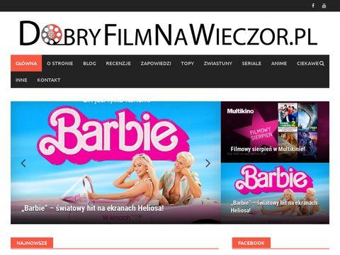 Dobryfilmnawieczor.pl - Zwiastuny filmowe